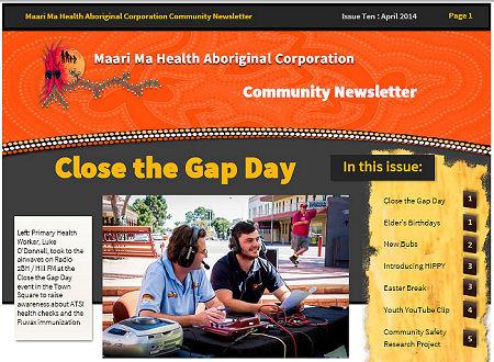 Maari Ma Health Community Newsletter Issue 10