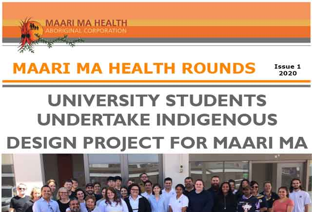 Maari Ma Health Rounds Issue 1 : 2020