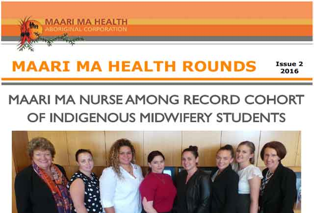 Maari Ma Health Rounds Issue 2 : 2016