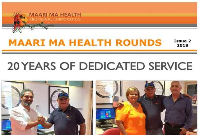 Maari Ma Health Rounds Issue 2 : 2018