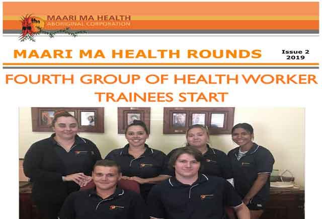 Maari Ma Health Rounds Issue 2 : 2019