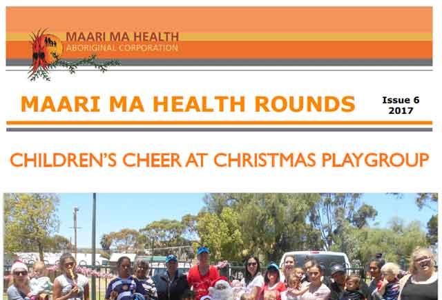 Maari Ma Health Rounds Issue 6 : 2017