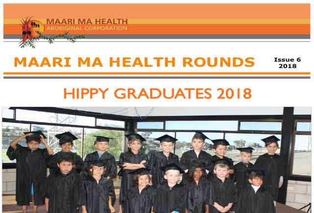 Maari Ma Health Rounds Issue 6 : 2018