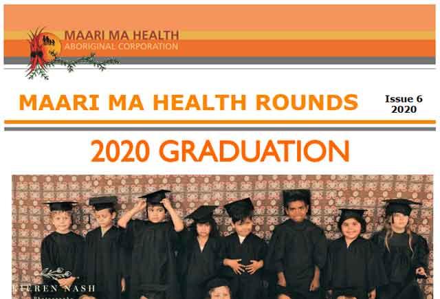 Maari Ma Health Rounds Issue 6 : 2020
