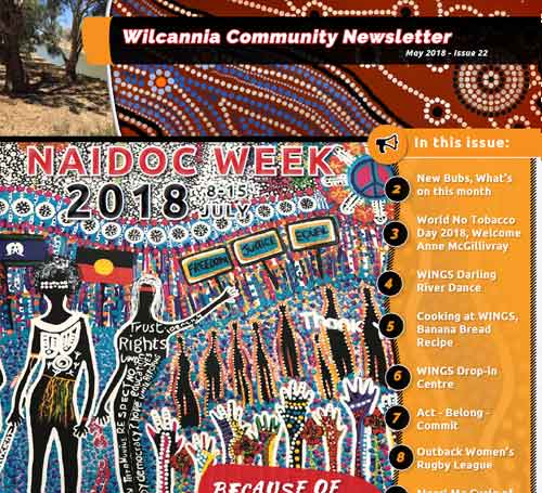 Wilcannia Community Newsletter