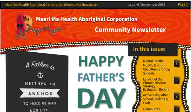 Maari Ma Health Community Newsletter Issue 48