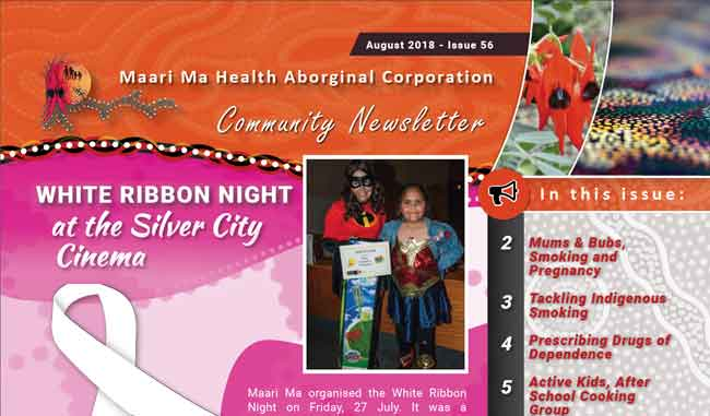 Maari Ma Health Community Newsletter Issue 56