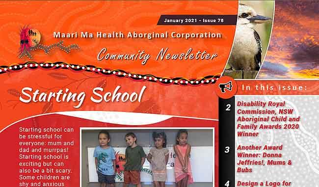 Maari Ma Health Community Newsletter Issue 78